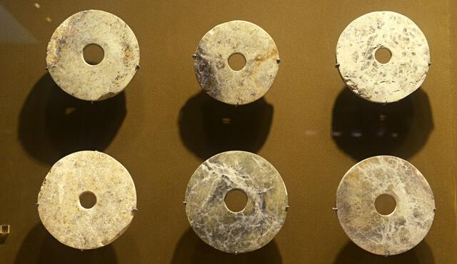 良渚国宝不用去浙江观赏 南博就正在展出