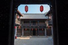 柳宗元的后人在山西建了一座古村 历经600年成了旅游景点