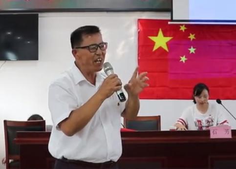 荆刘社区开展庆祝新中