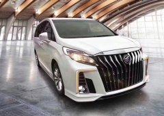 新一代 Toyota Alphard 现身?Buick GL8 劲装上身超霸气!
