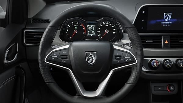 国产新家轿上市 方向盘还带换挡拨片 5.78万起售