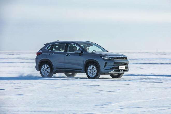 -35℃的极寒体验之旅 EXEED星途VX冬季高寒测试曝光