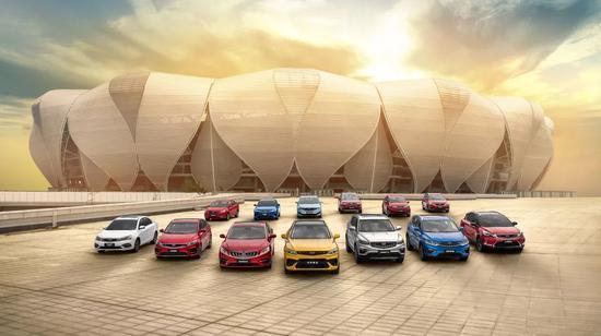 吉利汽车2019年总销量超136万辆 2020销量目标为141万辆