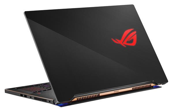 300Hz高刷新率 ROG 枪神4 &冰刃4 Plus旗舰游戏笔记本亮相CES 2020