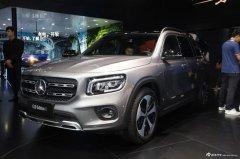 奔驰GLB入门版预计3月上市 搭1.3T低功版