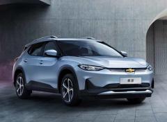 雪佛兰首款纯电动汽车上市 能跑410公里