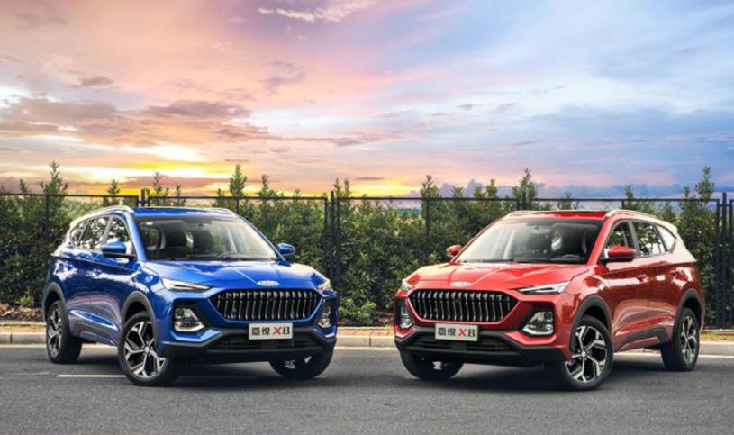 下半年上市 江淮嘉悦X8瞄准二胎家庭购车市场