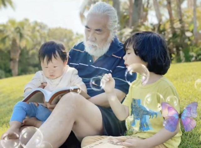 老当益壮!四个孩子三个妈69岁张纪中被曝再当爸