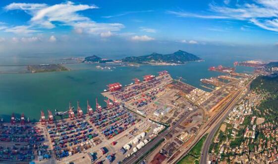 重磅!连云港港被确定为国际枢纽海港