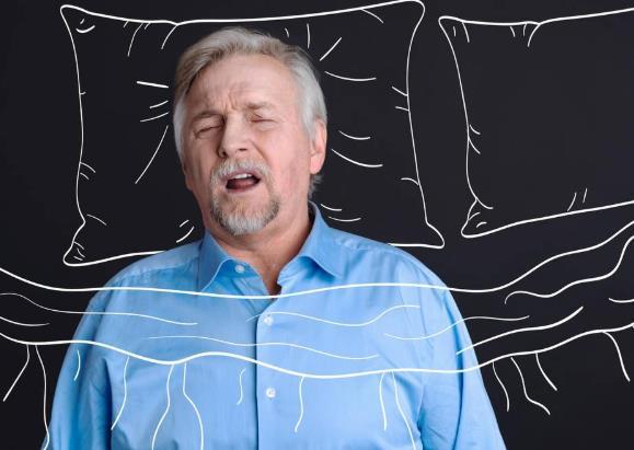 为啥年纪越大睡得越少?八个调节方法助你好眠