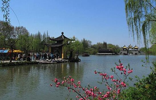又是烟花三月初 扬州这个景区敞开怀抱引资来