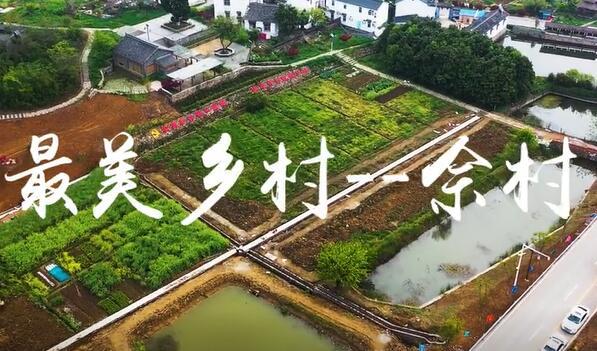 美丽江苏乡村行——走进江宁区佘村社区(2)