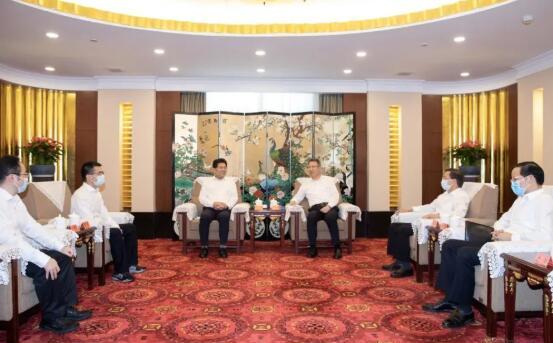 江苏第十批援藏指挥部领导班子赴藏