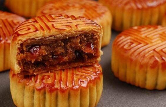 中秋民俗蕴含养生之道 月饼还能这么吃