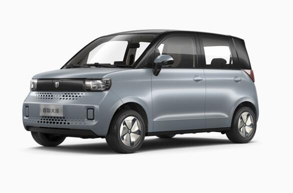 剑指宏光MINIEV!领途纯电微型车预售2.78万:5门4座